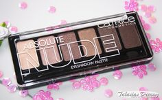 Catrice Absolute Nude Eyeshadow Palette, photos and swatches: http://www.talasia.de/2013/01/24/catrice-absolute-nude-und-fotd-mit-anderen-catrice-neuheiten/