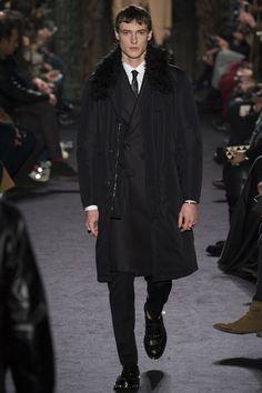 Valentino Fall 2016 Menswear Fashion Show THE LUXE LOOK