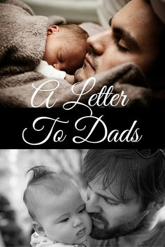 A letter to all the dads out there in celebration of Father's Day. The dads in our life have a very special role to play. Parenting Advice, Kids And Parenting, Letter To Dad, Christian Parenting, Raising Kids, New Moms, Mom And Dad, Fathers Day, Activities For Kids