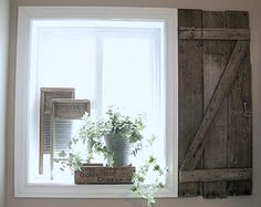 How To Build Your Own Barn Wood Shutter