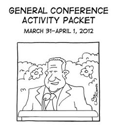 2012 Primary General Conference Packet