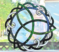 Celtic Stained Glass Patterns | 2013 Judith Batty Stained Glass. All Rights Reserved.