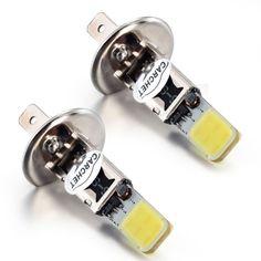 $12.86 (Buy here: https://alitems.com/g/1e8d114494ebda23ff8b16525dc3e8/?i=5&ulp=https%3A%2F%2Fwww.aliexpress.com%2Fitem%2F2PCS-6W-H1-Car-6000K-COB-Car-LED-Fog-Light-Bulbs-High-Power-Driving-Parking-Lights%2F32601442551.html ) CARCHET 2PCS 6W H1 Car Fog Lights COB LED Fog Light Bulbs White 6000K High Power Driving Parking Lights Car Replacement Parts for just $12.86