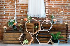 cérémonie laïque mariage wedding arche fleurie