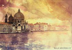 morning in Venezia by takmaj.deviantart.com on @deviantART