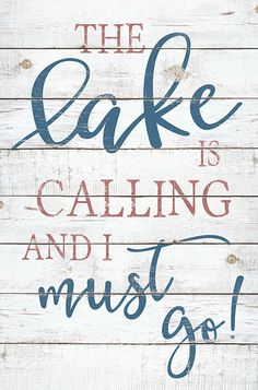 Wooden Sign The Lake Is Calling And I Must Go 16 x 24 inches The Lake Is Calling Wooden Sign Country Marketplace The post Wooden Sign The Lake Is Calling And I Must Go 16 x 24 inches appeared first on Architecture Diy.
