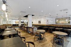Pollen Street Social: Neri reorganizan la interacción humana en este premiado restaurante londinense.
