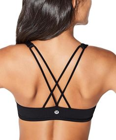 A lightweight bra designed with the small-busted yoga enthusiast in mind. Made with Full-On® Luxtreme fabric that offers great support and coverage with a cool, smooth feel. Women's Sports Bras, Sports Bra Sizing, Sport Bras, Workout Attire, Yoga Bra, Womens Workout Outfits, Sports Women, Amazing Women, Active Wear