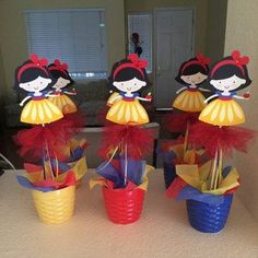 Items similar to Snow White Party Banner on Etsy Princess Centerpieces, Party Centerpieces, Birthday Party Decorations, Party Themes, 1st Birthday Girls, First Birthday Parties, First Birthdays, Snow White Centerpiece, Snow White Birthday