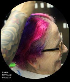 Katia Miyazaki Coiffeur - Salão de Beleza em Floripa: corte - raspado - feminino -  - coragem - confianç...