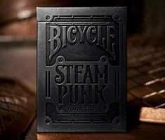 Steampunk Playing Cards I CoolMaterial.com