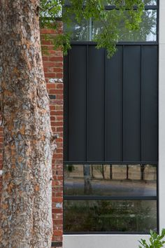 Box House by Paul Tilse Architects - Canberra Extension Architecture - The Local Project Contemporary Architecture, Interior Architecture, Box Houses, House Front, Innovation Design, Cladding, The Locals, Ideal Home, Entrance