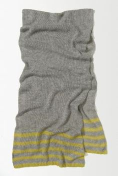 Lively Lines Scarf