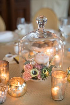 cloches | centerpiece