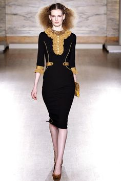 L'Wren Scott Fall 2013 RTW - Review - Fashion Week - Runway, Fashion Shows and Collections - Vogue - Vogue