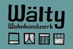 Wälty Wohnhandwerk, Bäretswil, Region Hinwil, Innendekorationsgeschäft, Bodenbeläge, Vorhänge, Polsterei, Bettwaren