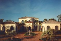 spanish style mansions | Click to View Residences: