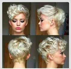 One of my favorite haircuts