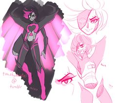Mettaton NEO doodles for definitely no reason in... - Space space space space KNOWLEDGE!