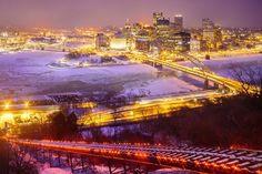 Frozen Pittsburgh, February 2015