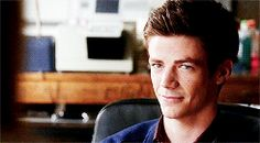 THIS GIF GIVES ME THE FREAKING FEELS. Novelas Wattpad, Flash Barry Allen, Snowbarry, The Flash Grant Gustin, Fastest Man, Dc Legends Of Tomorrow, Supergirl And Flash, Flash Arrow, Stephen Amell