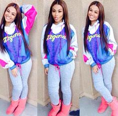 india westbrook is perfect #swaggin