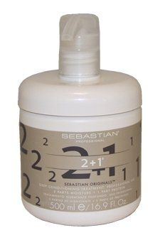 Sebastian 2 1 Interim Deep Conditioning Treatment (16.9 oz.) *** This is an Amazon Affiliate link. More info could be found at the image url.