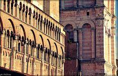 San Giorgio Cathedral, Ferrara, Emilia Romagna, Italy