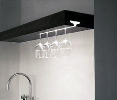 Wineglass Holder / Light