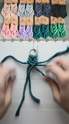Diy Jewelry 131308145373903045 - diy earrings // supplies and easy instructions! Source by morganleahphoto Diy Earrings Supplies, Diy Earrings Kit, Earrings Handmade, Macrame Earrings Tutorial, Diy Tassel Earrings, Macrame Bracelet Patterns, Free Macrame Patterns, Crochet Earrings Pattern, Tassel Jewelry