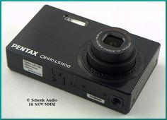 PENTAX Optio LS1100 - Tubacompacta