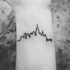10 tatuagens delicadas para pessoas amam viajar | Catraca Livre