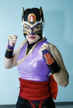 Oyuki - Io Shirai - Lucha Libre AAA