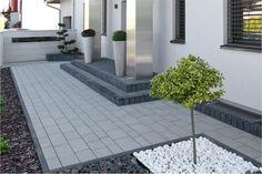 40 Fabulous Modern Garden Designs Ideas For Front Yard and Backyard Modern Garden Design, Backyard Garden Design, Backyard Patio, Landscape Design, Modern Backyard, Landscape Pics, Back Gardens, Small Gardens, Outdoor Gardens