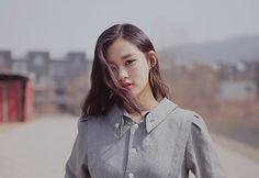 Baek Sumin. Ulzzang. Korean model.