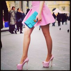 #pink #love #fashion