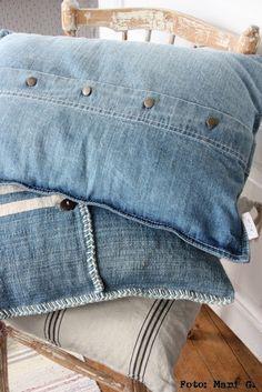 5 idées pour recycler un vieux jeans