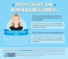 Women-Owned Businesses: Watching an Idea Become a Business : Innovation :: American Express OPEN Forum Business Fashion, Business Women, Business Style, Assertiveness, Girls Shopping, Helping Others, Spotlight, How To Become, Advice