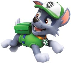 Paw Patrol Rocky, Rocky Pictures, Pictures Images, Paw Patrol Party, Paw Patrol Birthday, Imprimibles Paw Patrol, Paw Patrol Clipart, Clipart Images, Cartoon Images