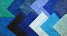 Krystal Collection  Blues  Michael Miller  12 by TheKittyQuilter