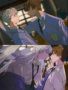 Touya & Yukito/ Yue