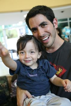 Ezer Mizion Bone Marrow Registry: He had been a tiny tot and his family didn't know if he would live. Little Avichai meets his live-saving donor. For his story, see video http://www.youtube.com/watch?v=A77g96zfO2c