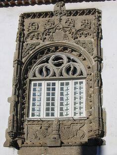 janelas manuelinas  Braga