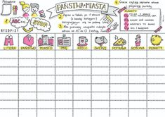Parenting Workshop, Parenting Plan, Kids And Parenting, Games For Kids, Diy For Kids, Activities For Kids, Pre School, Back To School, Polish Language