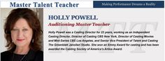 Actors - Holly Powell