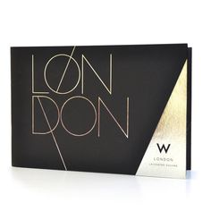 w hotels printed design - Google Search