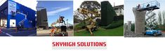Skyhigh Solutions offer a wide range of elevated platform hire solutions for various types of premises including commercial as well as domestic. Hence, if you want to take the benefit of our services or book any of our lift then contact us at 03 9029 1362 or visit our website https://www.skyhighsolutions.com.au