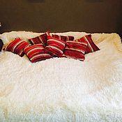 Магазин мастера Анна (RibakAnna): текстиль, ковры, подарки для влюбленных