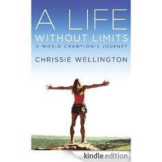 Chrissie Wellingtons new book