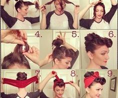 Need to grow my hair out, but definitely gonna try this!!!!!